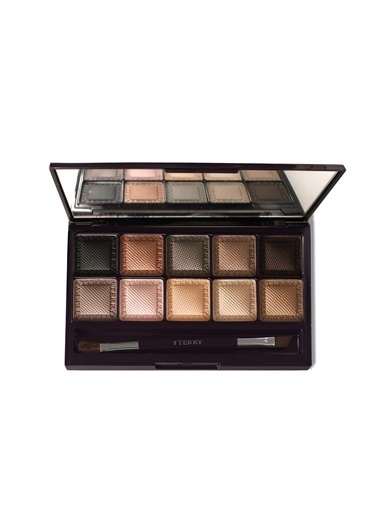 By Terry Eye Desıgner Palettes 1 - Smoky Nude Renksiz